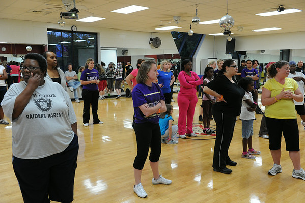 Donelson YMCA, Funk & Fusion, 5/3/10