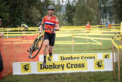 Donkey Cross 2019. Photo by Scott Robarts