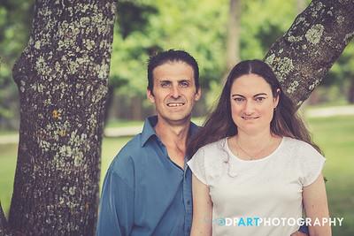 Donna & Scott Pre Wedding