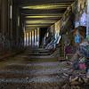 Donner Train Tunnel 1