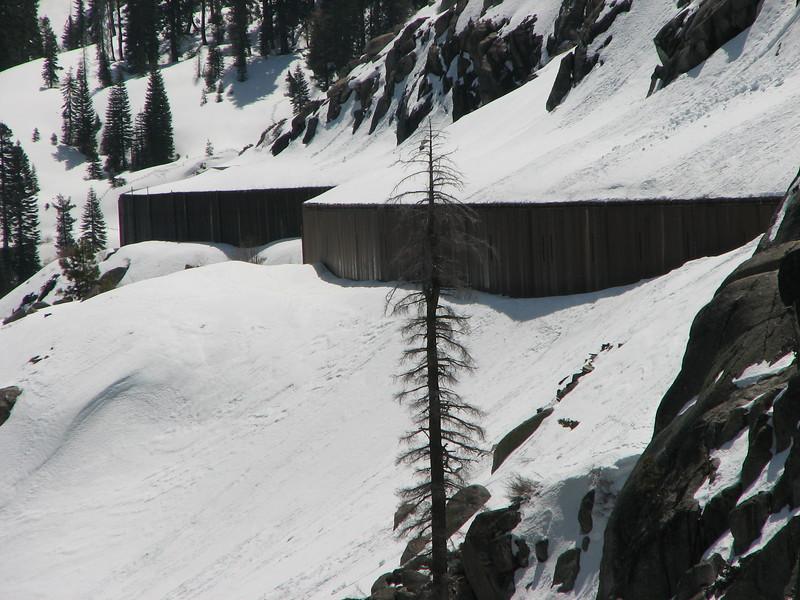 Winter, Donner Pass