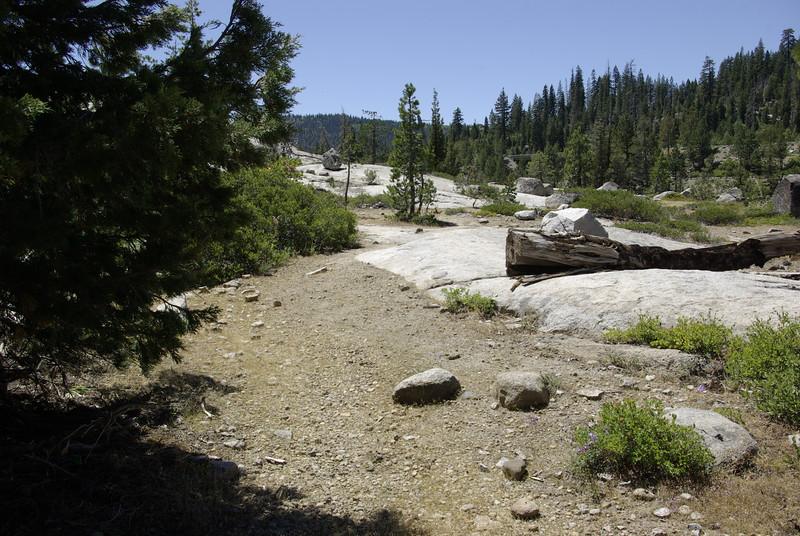 Emigrant Trail Near Big Bend
