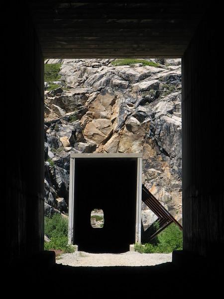 Summit Tunnel, Donner Pass