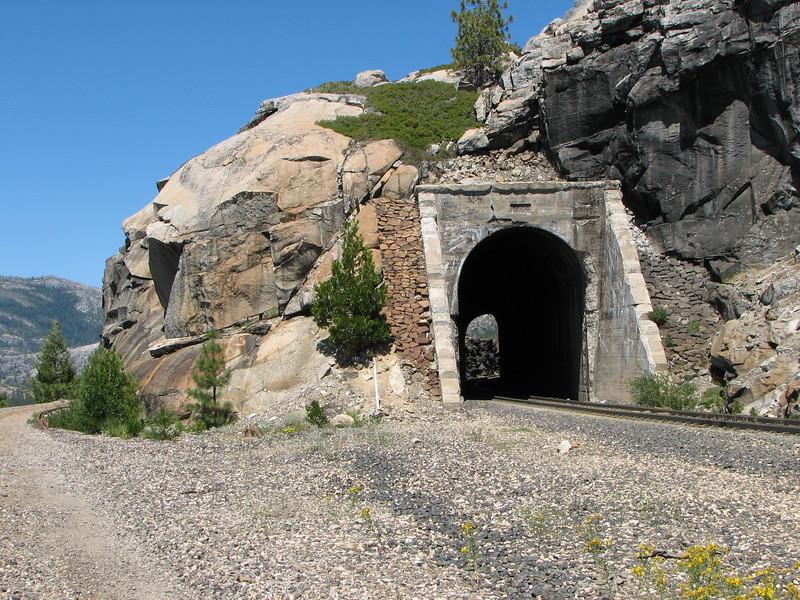 Railroad Tunnel, Yuba Pass