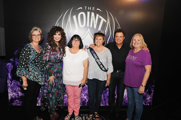 Donny and Marie 7/8/18