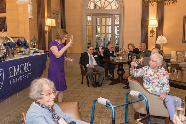 2018 Consecutive Giving Donor Recognition Brunch