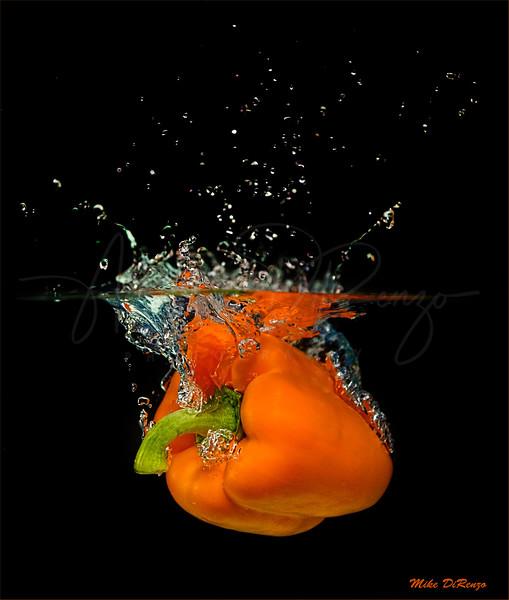 Plunge in Orange 7780 w48