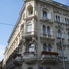 Buildings in Zagreb reflect the more continental influence of Austria.