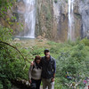 We took a day trip out of Zadar to the Plitvice National Park.  Fortunately, the weather held during the morning and we toured the lakes and waterfalls.