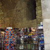 Underneath the palace are catacombs, which have been turned into an area for buying souveniers