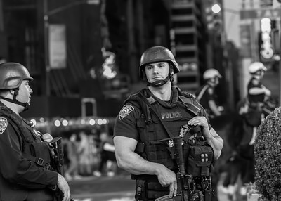 Keeping us Safe in Times Square, Summer 2013