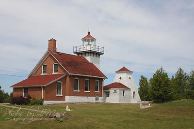 Sherwood Point Lighthouse