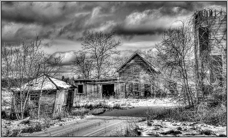 Farm on County ZZ