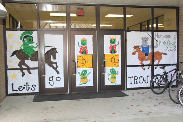 HW 2013 – Door Decorating Contest