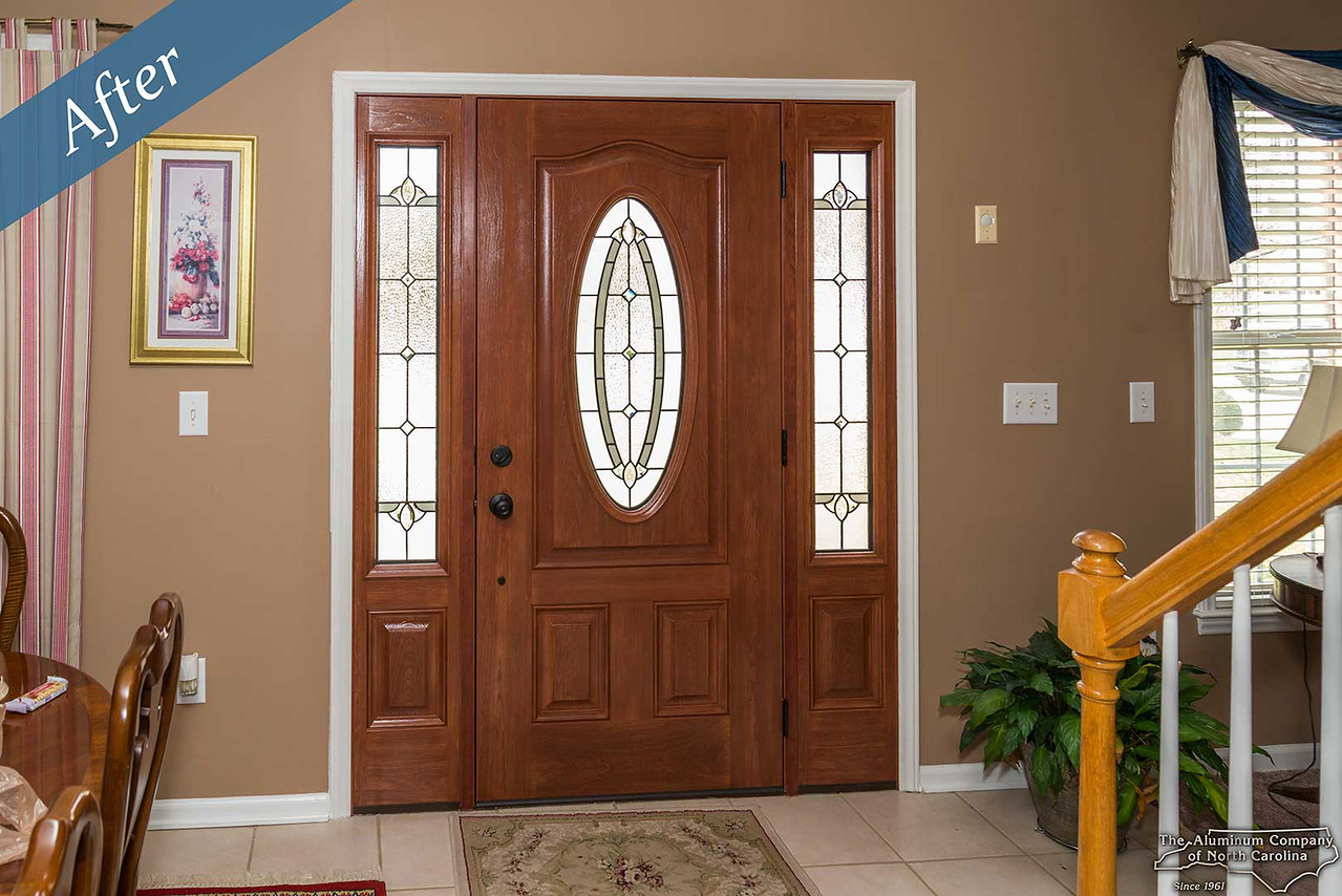 Entry Door with Sidelites