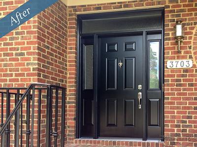 Provia Entry Door