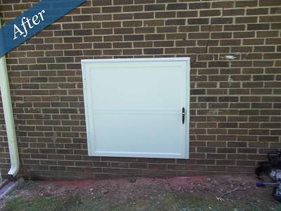 Crawl Space Doors by AluminumCompany.com