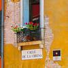 Calle de la Chiesa, Venice, Italy