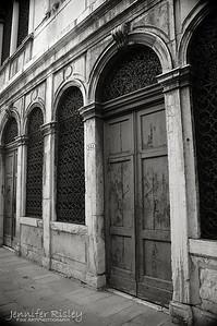 Arched Door & Windows