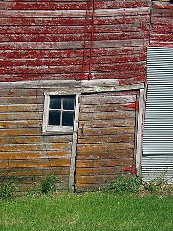 Barn Service Door