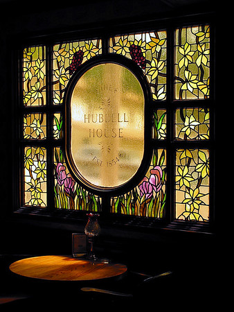 Hubbell House Window