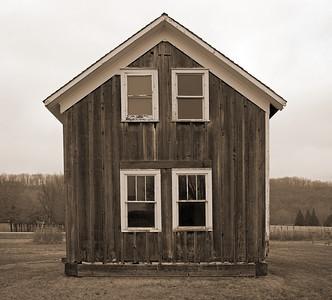 Pioneer Home ca. 1850