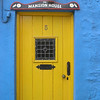 Yellow door - Ireland