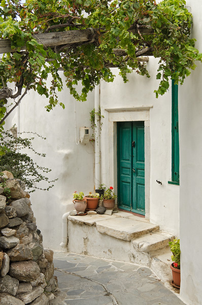 Island of Naxos, Greece