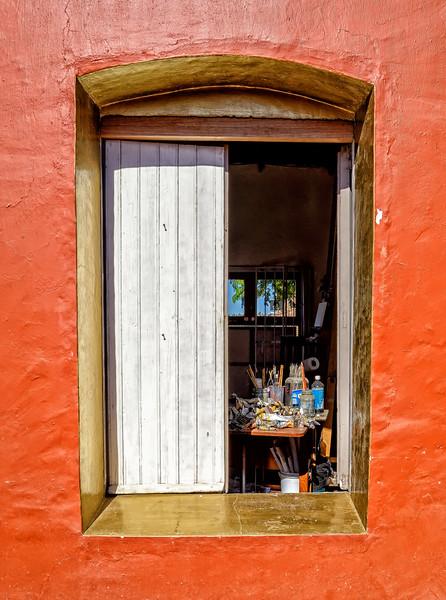 The Mexico Series: Windows, San Jose, San Jose