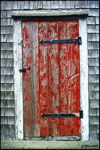 Cape Cod Door Wellfleet MA