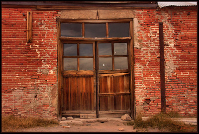 Garage Doors Bodie Ghost town