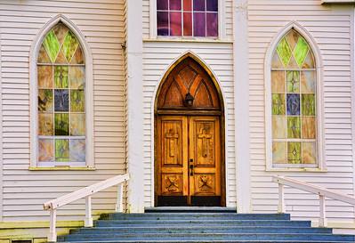 church-doors