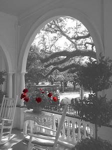 charleston porch