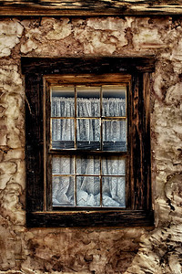 Calico Window