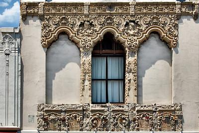 Balboa Park Window