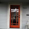 A new fir 9-lite door