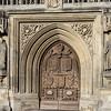 Bath Abbey Doors