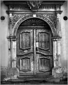 Kraków  Door