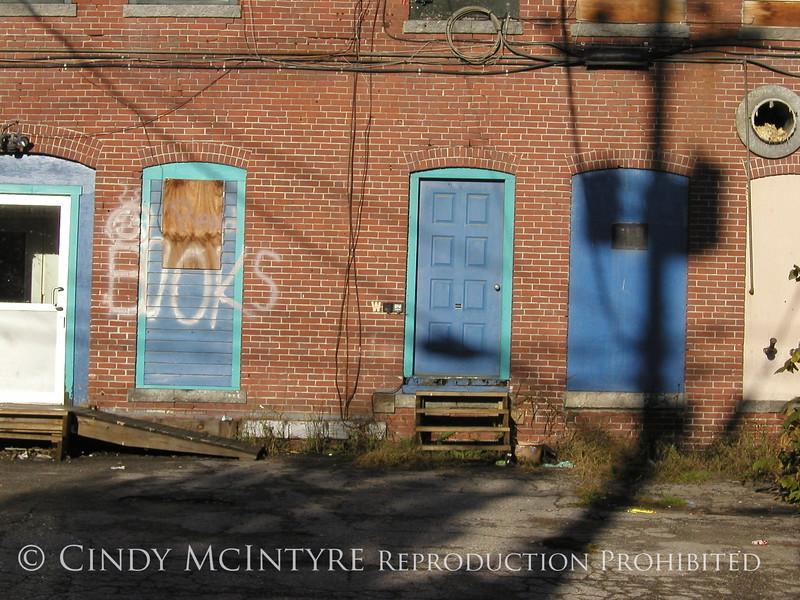 Blue Doors Augusta 2