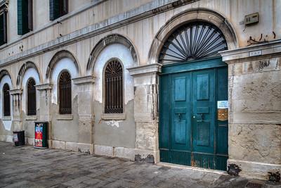 Venice arches