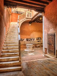 Stairway to Venetian history?
