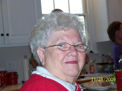 Doris Aycock Davis (Nanny)