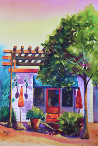 Mint Juleps and Umbrellas - Sold