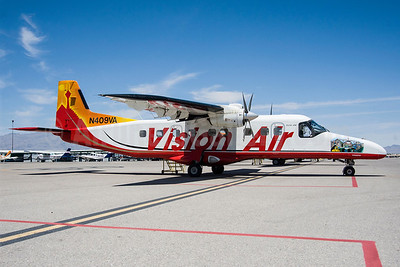 Vision Air (USA) Dornier 228-202 N409VA (msn 8097) VGT (Steve Bailey). Image: 922794.
