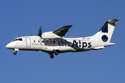 airAlps Aviation Dornier 328-110 OE-LKE (msn 3063) ZRH (Rolf Wallner). Image: 907613.