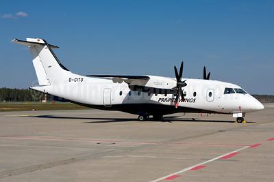 Private Wings Dornier 328-110 D-CITO (msn 3063) NUE (Gunter Mayer). Image: 953748.
