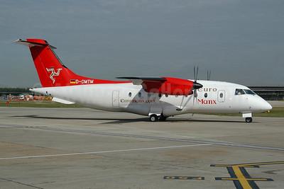 Euro Manx Dornier 328-110 D-CMTM (msn 3094) AMS (Ton Jochems). Image: 945442.