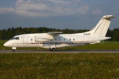 Private Wings Dornoer 328-310 (328JET) D-BJET (msn 3207) ZRH (Rolf Wallner). Image: 934815.