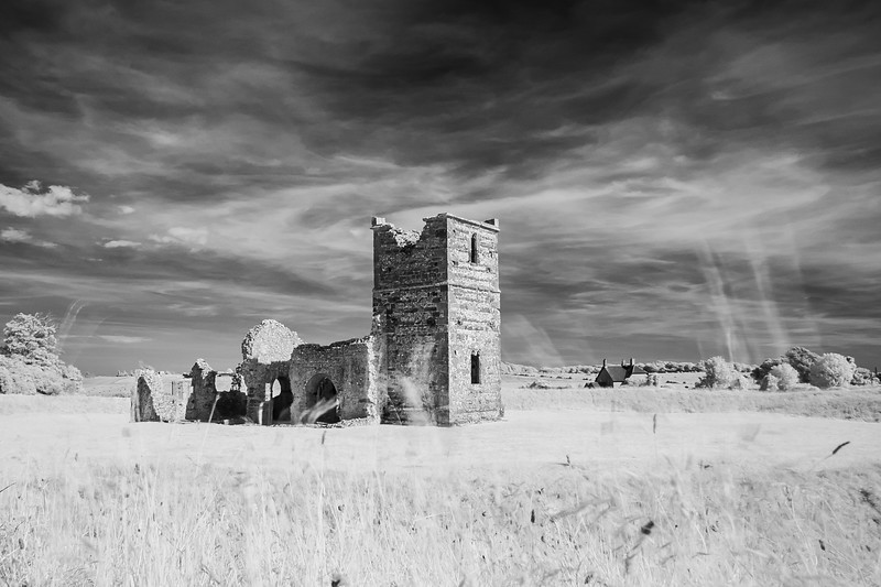 Knowlton church infrared
