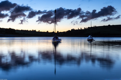 Wimbleball Lake Dawn